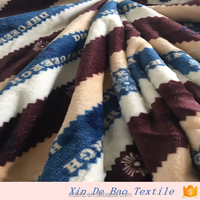 double side quilt flannel fabric