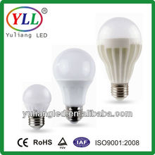 Korea led for 3w/4w/5w/6w/7w/8w/9w LED light BULB for house lighting
