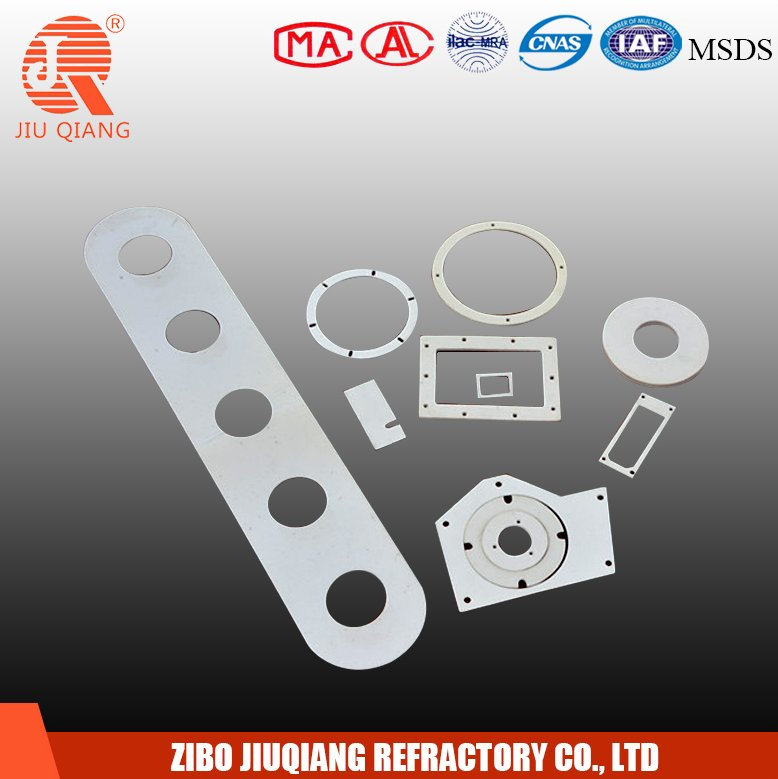 cummins engine parts car insulation material gasket thermal ceramic mineral fiber paper