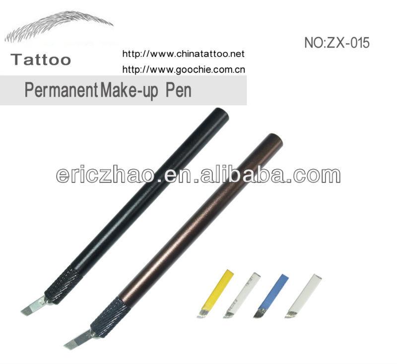 Semi Permanent Makeup Eyebrow Manual Tattoo Pen - Buy Manual ...