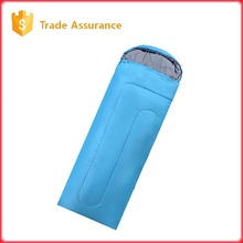 Hollow fibre cold weather sleeping bag