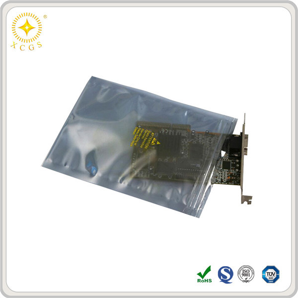 China factory directly supply ziplock antistatic bag/esd shielding bag