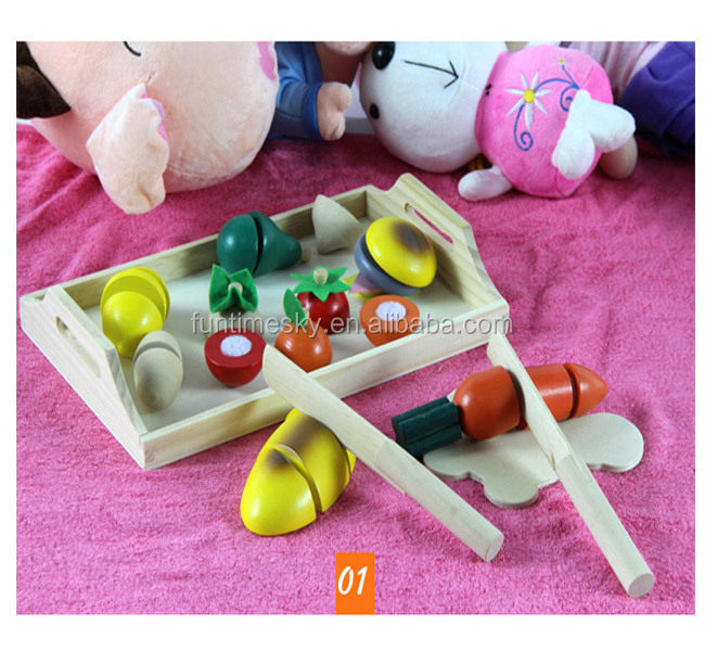 Educational Toys Type educational fruit set toy for kids AT10710