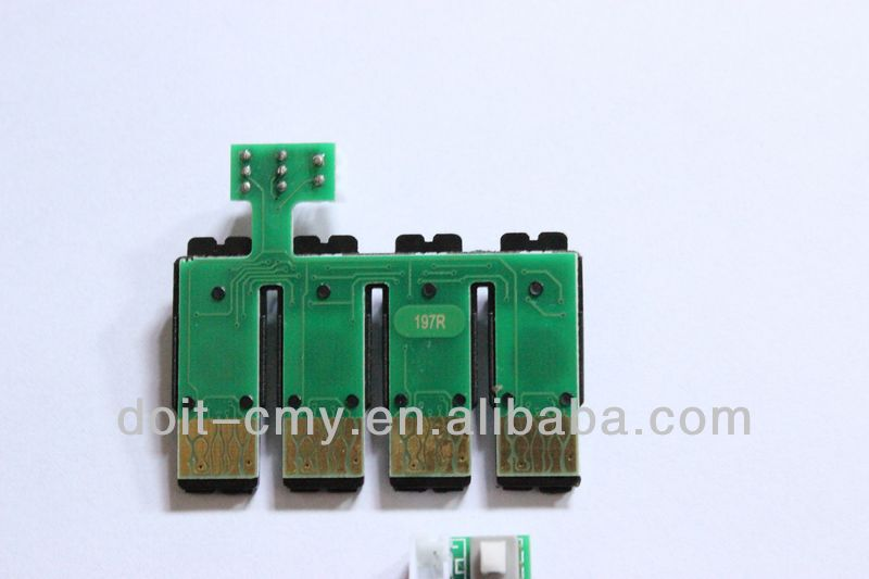 Hot sale! New Auto Reset Chip for Epson XP201 XP211 XP101 XP204 XP401 , ued on the printer after upgraded.