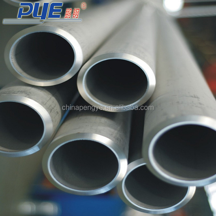AISI 304 316L 321 347 Beveled end seamless stainless steel tube