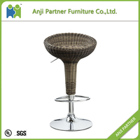 unique products from china rattan bar stool high chair (Megi)