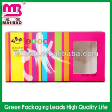 non toxic material biodegradable eco friendly wholesale paper box