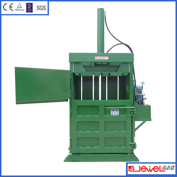 CE top quality largest China manufacturer corrugated board baler machine