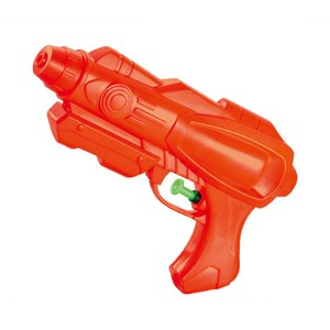 wholesale lovely toys best selling small plastic red water pistol