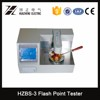 Alibaba closed cup transformer oil flash point tester in China