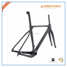 China 700C high quality carbon road bike frames WCB-R-125 with BB86