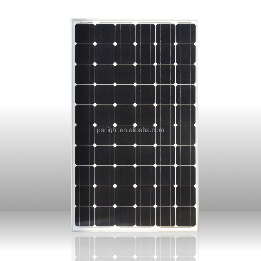250W Monocrystalline Solar Module Price per watt solar panels For Home Use