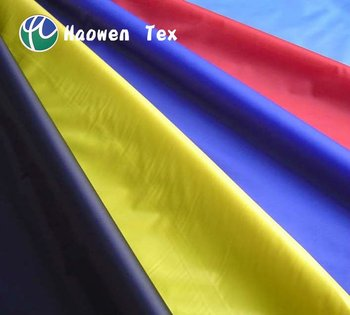 190t nylon fabric with coated