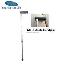 Aluminum Medical Walking Cane Stick For Disabled Old People