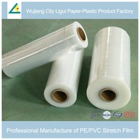 Self-adhesive pallet lldpe stretch film