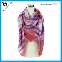 New Arrive Fashion Fringe Tie Dyed