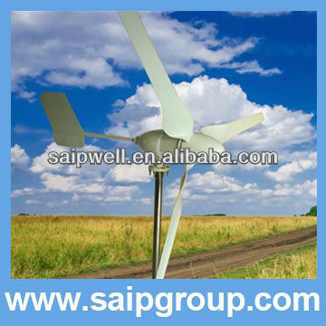 2012 new small wind turbine 300w/400w/600w/1kw/2kw/5kw/10kw/20kw/25kw/30kw