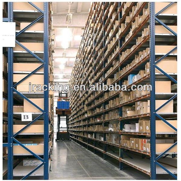China Manufacturer High Quality Galvanized Steel Retail Shelving Unit