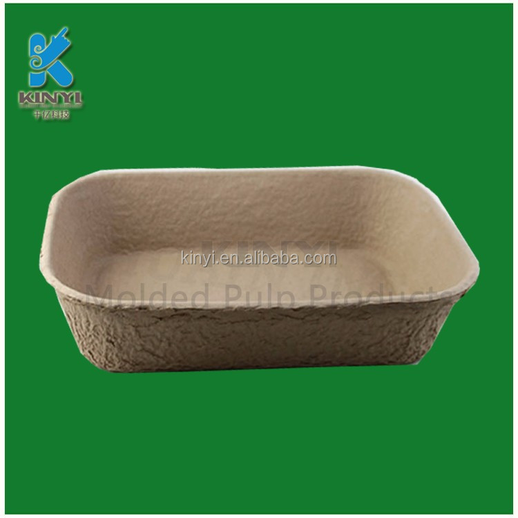 Garden pots ,planters eco friendly biodegradable recycled paper pulp mold pots