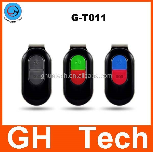 No worry about pets lost any more GH G-T011 Mini IPX6 Dog GPS Tracker Quad Band 2G 3G GSM/GPS/GPRS Tracker