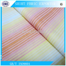 100% Reactive dyed poplin cotton and elastane fabric