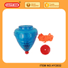 New promotional item toys spinning top no with light