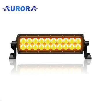 Factory Wholesale Offroad Led Light Bar amber fog weather light