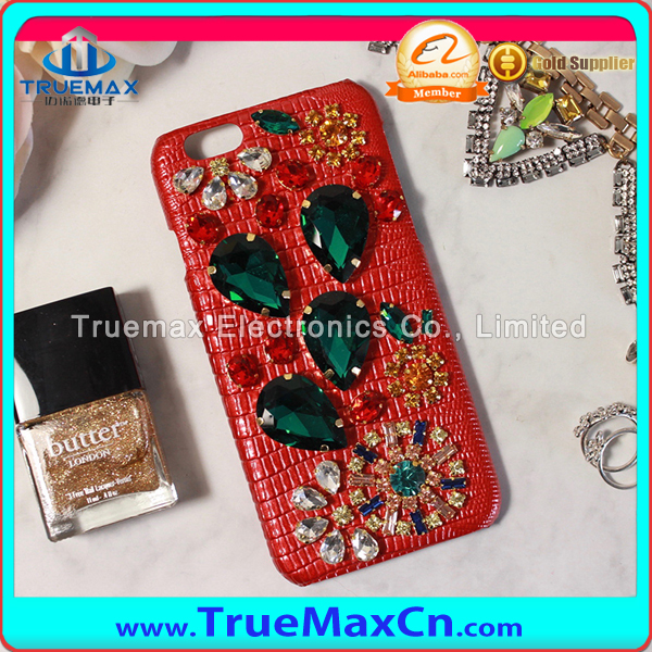 Fashion Thin Soft TPU Phone Case for iPhone 6 6s plus 7 7 Plus Cover Shell Bling Crystal Diamond Case For iPhone 6 6S Plus