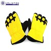 custom design knuckle SBR protection factory working gloves