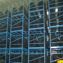 Warehouse Stacking Racks Tire Storage Container