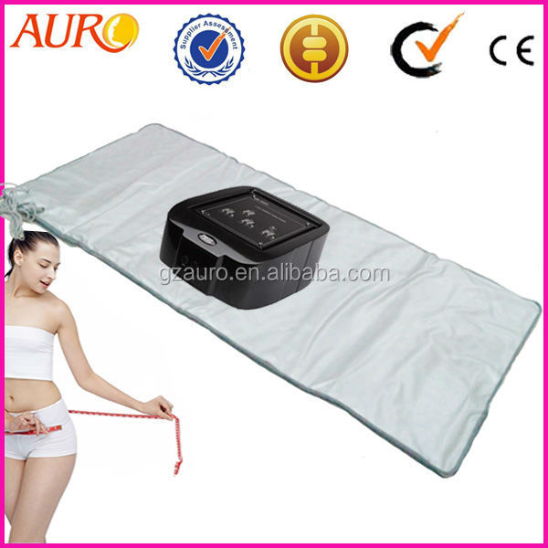 AU-7004 Infrared ray thermal sauna blanket beauty equipment