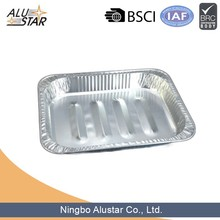 High-Quality Disposable airline aluminum foil containers