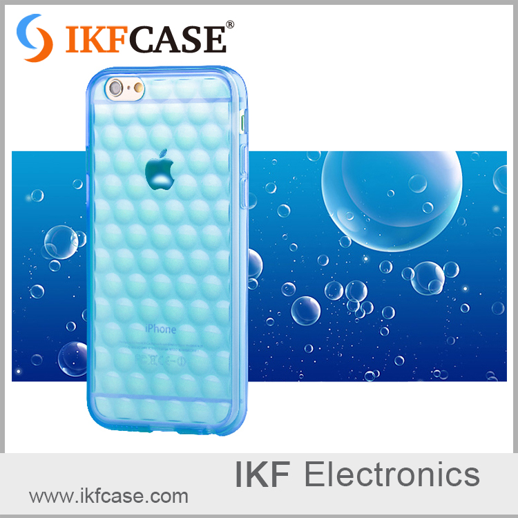 Fast delivery and cheaper price TPU bubble cell phone case for iphone 5s