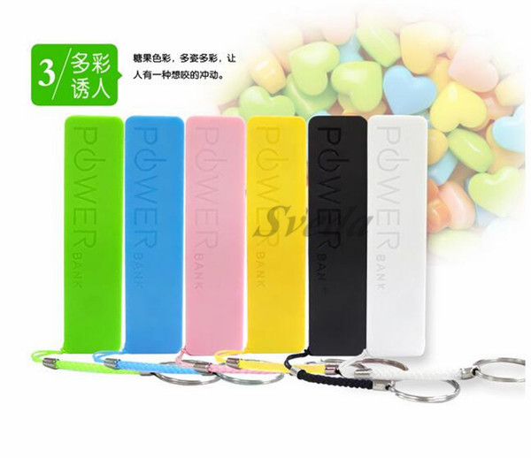 (Promotion gift power bank ) Perfume Power Bank 2600mAh mobile charger 2600mah powerbank wholesale