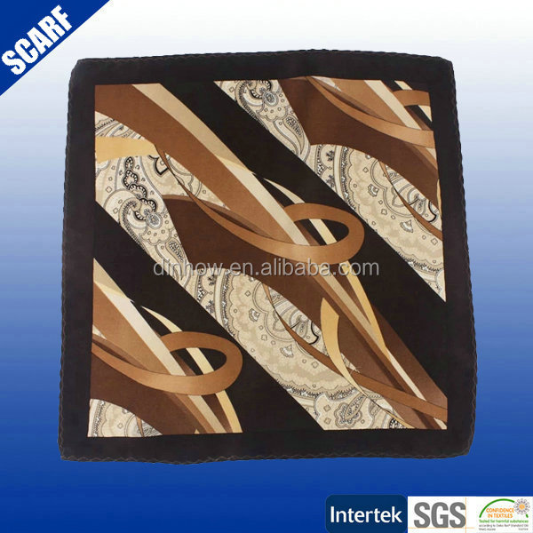 Men silk scarves for crafts