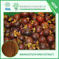 Natural Mangosteen rind extract,Mangostan peel extract, Mangostan bark extract