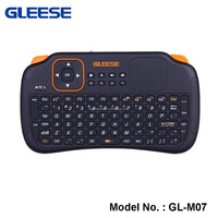 TV remote control 2.4G wireless mini keyboard and Fly Air mouse Touchpad for PC Android TV Box