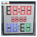"12"" Outdoor Ultra Brightness 7 Segment Display for led scoreboard"