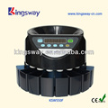High Quality Coin Counter in black color(KSW550F)