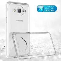 Hard Case For Samsung Galaxy ON5 Transparent Cover For Samsung on5 Acrylic TPU Cases