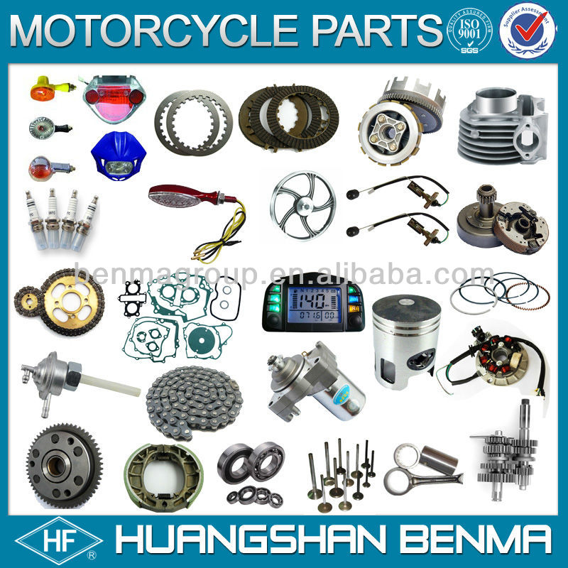 tvs motorcycle spare parts