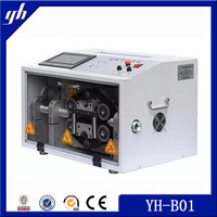 Microcomputer Automatic Cable Flexible Corrugated Tube PVC Pipe Cutting Machine