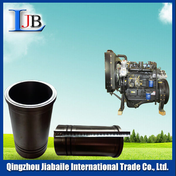 YTO YANGDONG diesel engine YSD490Q engine spare parts --- cylinder liner /sleeve