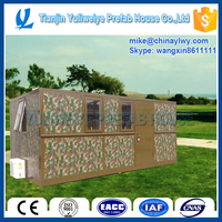 Sandwich panel container house - foldable house container house