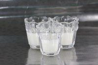 Wholesale high quality votive soy candle with good price