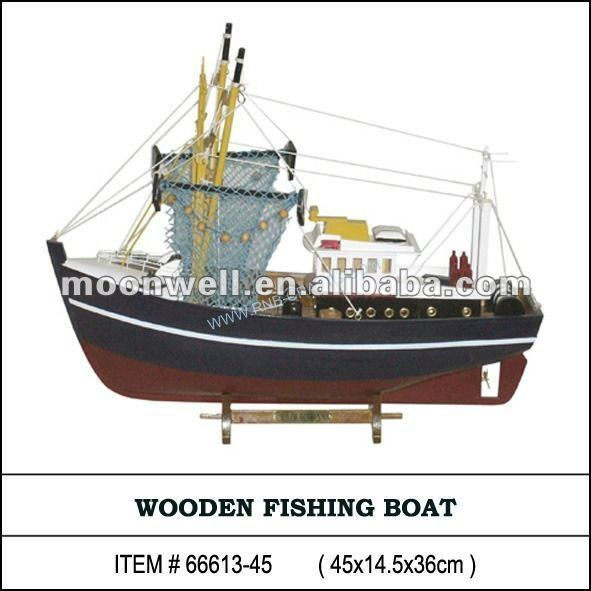 Wooden Fishing Boat Model,wooden trawler model,Souvenir,Nautical Gift,home Decoration,Handicrafts Decorative Boat Boat Model