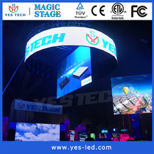 led screen p6 2015 video display hanging wall oled screen led dance