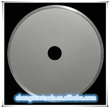 power tools of Hot Pressed Sintered Tile Ceramic Continuous rim diamond saw blades in china
