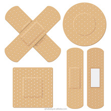 adhesive wound plasters
