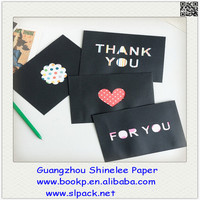 promotional custom color window gift envelope at cheap price